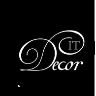 Logo projektowanie i aranżacja wnętrz - IT-Decor